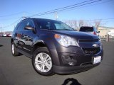 2013 Tungsten Metallic Chevrolet Equinox LT #89161526