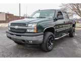 2005 Chevrolet Silverado 1500 LS Crew Cab Data, Info and Specs
