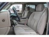 2005 Chevrolet Silverado 1500 LS Crew Cab Front Seat