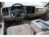 2005 Chevrolet Silverado 1500 LS Crew Cab Tan Interior