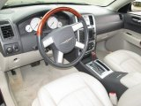 2005 Chrysler 300 C HEMI Dark Slate Gray/Light Graystone Interior
