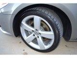 Volkswagen CC 2011 Wheels and Tires