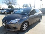 2014 Sterling Gray Ford Focus S Sedan #89161189