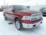 2014 Deep Cherry Red Crystal Pearl Ram 1500 Laramie Crew Cab 4x4 #89161667