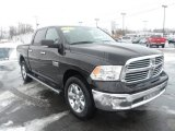 2014 Black Ram 1500 Big Horn Crew Cab 4x4 #89161665