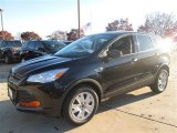 2014 Tuxedo Black Ford Escape S #89161182