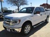 2014 Oxford White Ford F150 XLT SuperCrew #89161180
