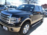 2014 Tuxedo Black Ford F150 King Ranch SuperCrew 4x4 #89161174