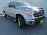 2014 Silver Sky Metallic Toyota Tundra TSS Double Cab #89161402
