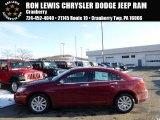 2014 Deep Cherry Red Crystal Pearl Chrysler 200 Limited Sedan #89161256