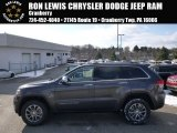 2014 Granite Crystal Metallic Jeep Grand Cherokee Limited 4x4 #89161250