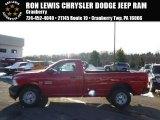 2014 Flame Red Ram 1500 Tradesman Regular Cab 4x4 #89161248