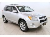 2011 Classic Silver Metallic Toyota RAV4 V6 Limited 4WD #89161561