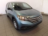 2014 Mountain Air Metallic Honda CR-V LX #89161099