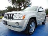 2006 Bright Silver Metallic Jeep Grand Cherokee Overland #89161238