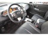 2007 Nissan Murano Interiors