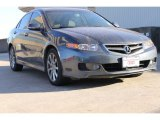 2008 Carbon Gray Pearl Acura TSX Sedan #89161630