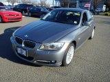 2011 Space Gray Metallic BMW 3 Series 335i xDrive Sedan #89161089
