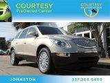 2009 Gold Mist Metallic Buick Enclave CXL #89161225