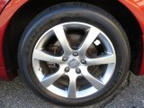 Infiniti G 2006 Wheels and Tires