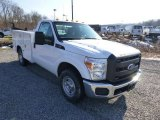 2014 Ford F250 Super Duty XL Regular Cab Utility Truck Data, Info and Specs