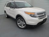 2014 White Platinum Ford Explorer XLT #89199957