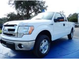 2014 Oxford White Ford F150 XLT SuperCab #89199778