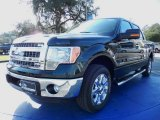 2014 Green Gem Ford F150 XLT SuperCrew #89199776