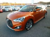 Hyundai Veloster 2014 Data, Info and Specs