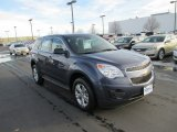 2014 Atlantis Blue Metallic Chevrolet Equinox LS #89200127