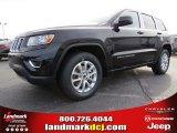 2014 Brilliant Black Crystal Pearl Jeep Grand Cherokee Laredo #89199843