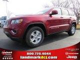 2014 Deep Cherry Red Crystal Pearl Jeep Grand Cherokee Laredo #89199837
