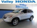 2010 Alabaster Silver Metallic Honda CR-V EX-L AWD #89199677