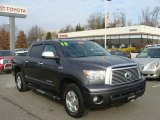 2012 Magnetic Gray Metallic Toyota Tundra Limited CrewMax 4x4 #89199992