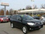2010 Black Toyota Highlander Limited 4WD #89199989
