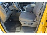 2008 Dodge Ram 1500 Sport Quad Cab 4x4 Medium Slate Gray Interior