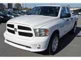 2014 Bright White Ram 1500 Express Quad Cab #89200186