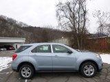 2014 Silver Topaz Metallic Chevrolet Equinox LS AWD #89199795