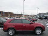 2014 Remington Red Kia Sorento LX #89199790