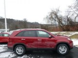 2014 Remington Red Kia Sorento LX AWD #89199789