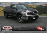 2014 Magnetic Gray Metallic Toyota Tundra SR5 TRD Double Cab 4x4 #89199640