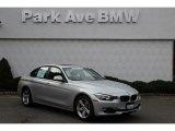 2013 Glacier Silver Metallic BMW 3 Series 328i xDrive Sedan #89199705