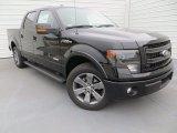 2014 Tuxedo Black Ford F150 FX2 SuperCrew #89199962