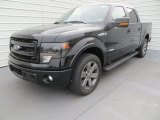 2014 Ford F150 FX2 SuperCrew Data, Info and Specs