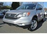 2011 Alabaster Silver Metallic Honda CR-V LX #89200140