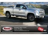 2014 Silver Sky Metallic Toyota Tundra SR5 TRD Double Cab 4x4 #89243033