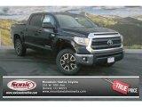 2014 Black Toyota Tundra SR5 Crewmax 4x4 #89243032