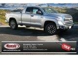 2014 Silver Sky Metallic Toyota Tundra SR5 TRD Double Cab 4x4 #89243030