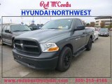 2012 Mineral Gray Metallic Dodge Ram 1500 ST Regular Cab #89243120
