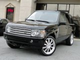 2005 Java Black Pearl Land Rover Range Rover HSE #89243212
